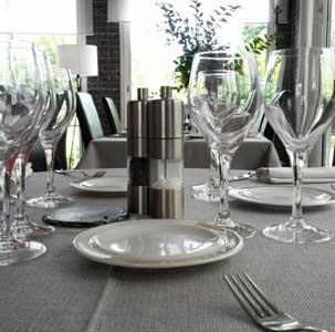Restaurant haut de gamme pour un repas en amoureux à Cadillac